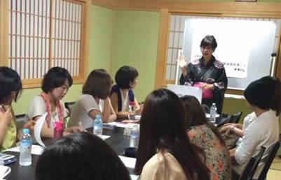 美容家・飯塚美香セミナー講師